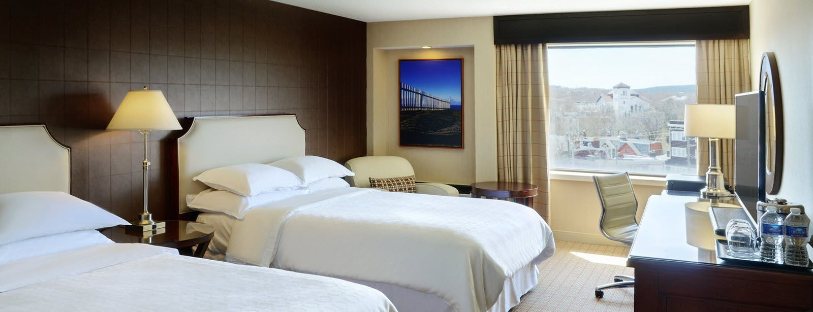 Sheraton Hotel Newfoundland Accommocations - Traditional Double Guest Room
